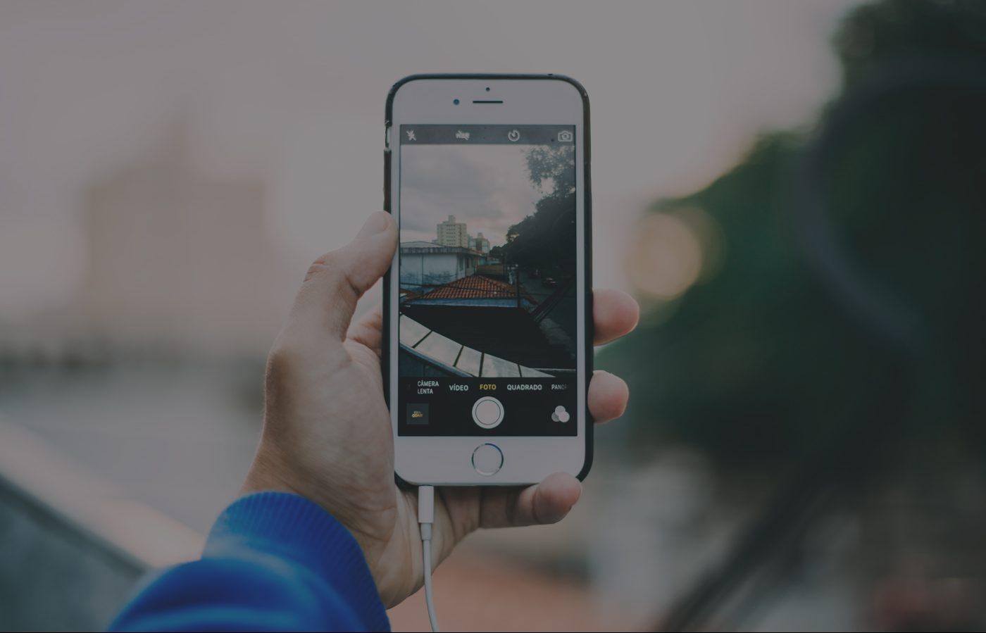 Como capturar una foto de un video en iphone 8